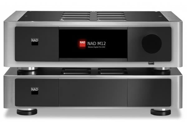 NAD m12 m22 combo special