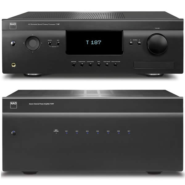 NAD T187 and T977 special deal