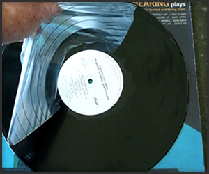 Record Revirginizer cleans your records