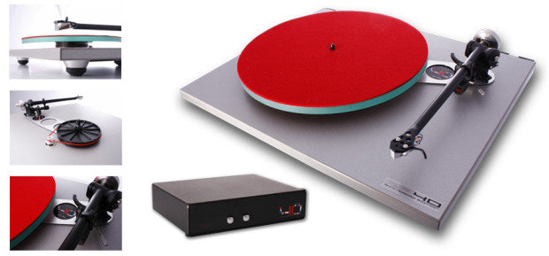 Rega RP40 special edition turntable