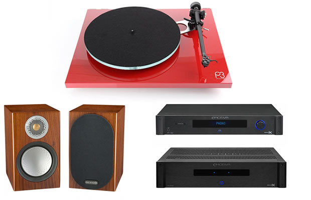 hi fi package deal 4