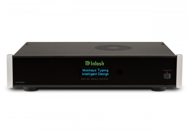 McIntosh MB100 Source Component