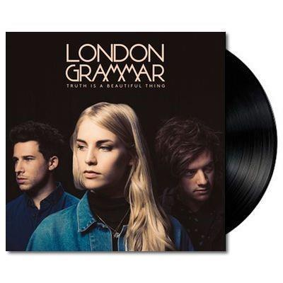 London Grammar– Truth is a Beautiful thing Vinyl