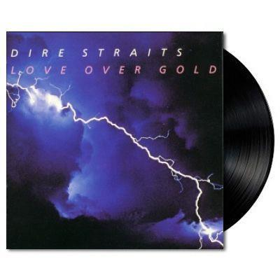 Mobile Fidelity Dire Straits – Love Over Gold Vinyl