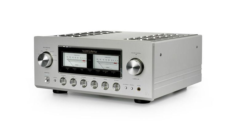 Luxman L509X Amplifier