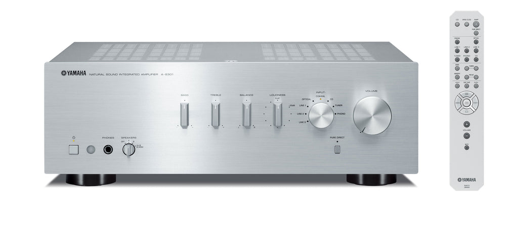 Yamaha A-S301 Amplifier
