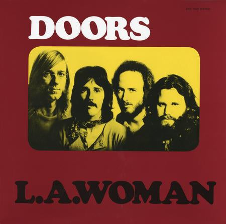 Analogue Productions The Doors - L.A. Woman