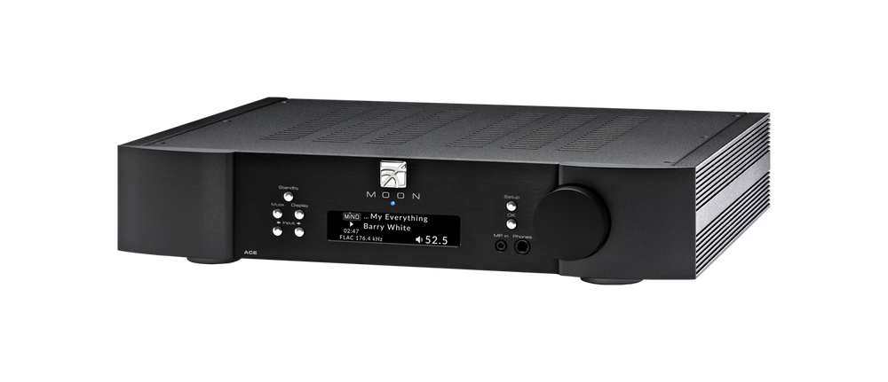 Moon Ace All-In-One Amplifier MiND2