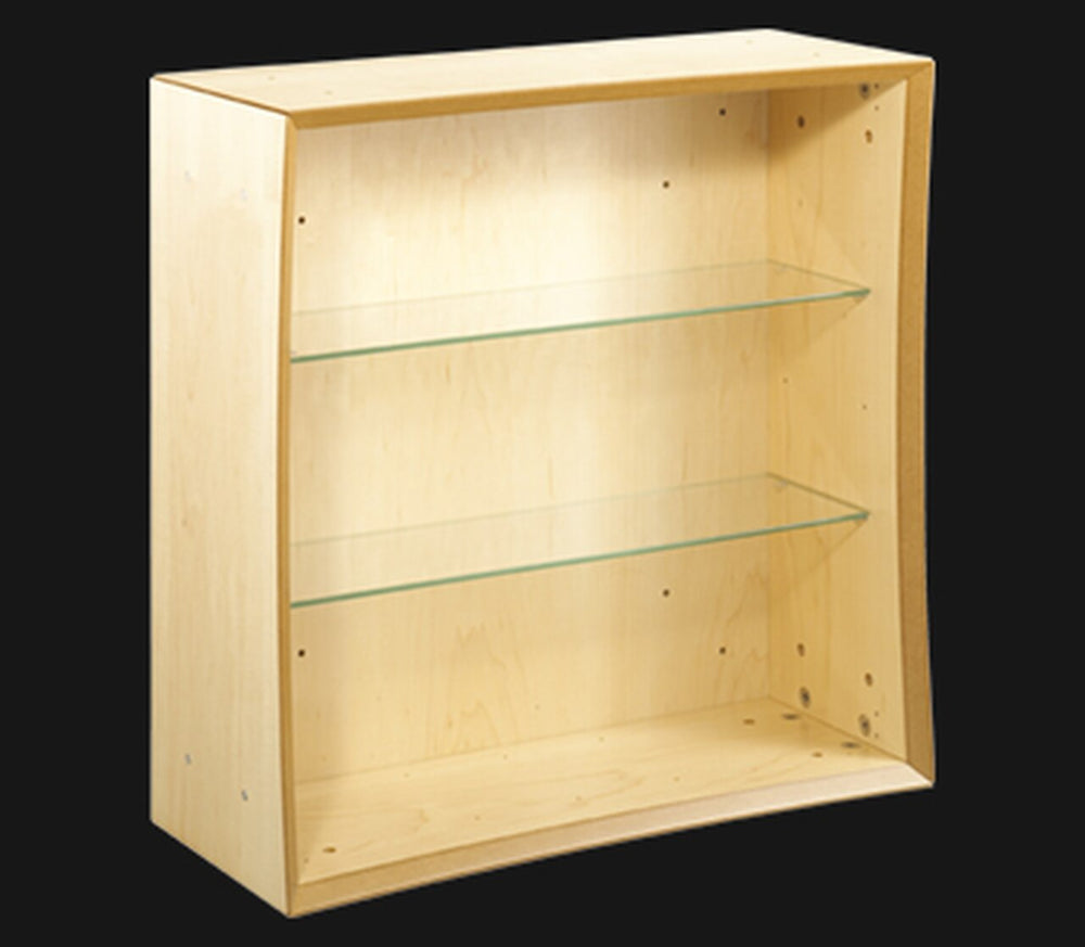 Quadraspire CD Qube Storage Cabinet