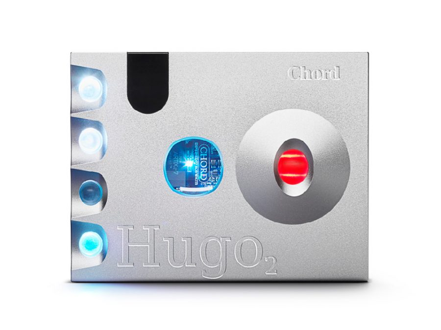 Chord Electronics Hugo2 Portable DAC/Headphone Amplifier