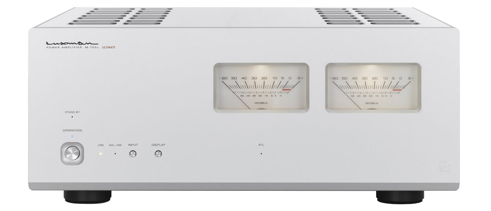 Luxman M-700u Amplifier