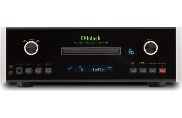 McIntosh MCD550 Source Component