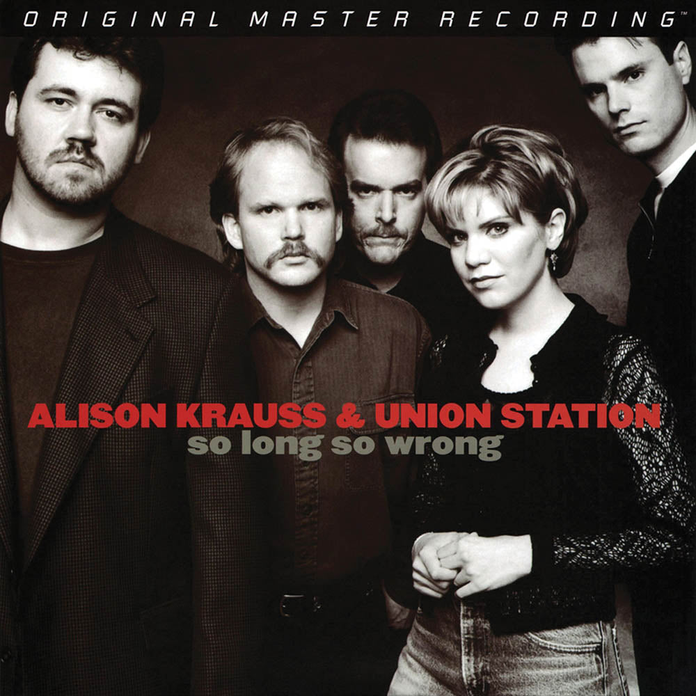 Mobile Fidelity Alison Kraus – So Long So Wrong Vinyl