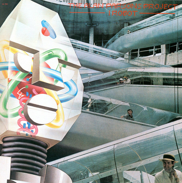 Mobile Fidelity The Alan Parsons Project – IRobot Vinyl