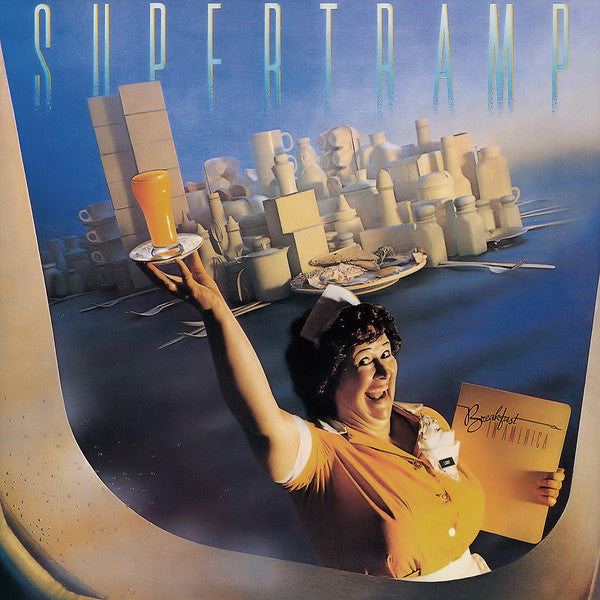 Mobile Fidelity Supertramp – Breakfast in America Vinyl