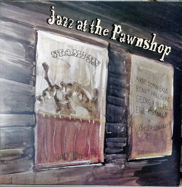 Jazz at The Pawnshop Vinyl