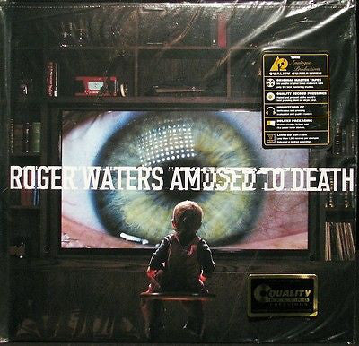 Analogue Productions Roger Waters- Amused to death  Vinyl