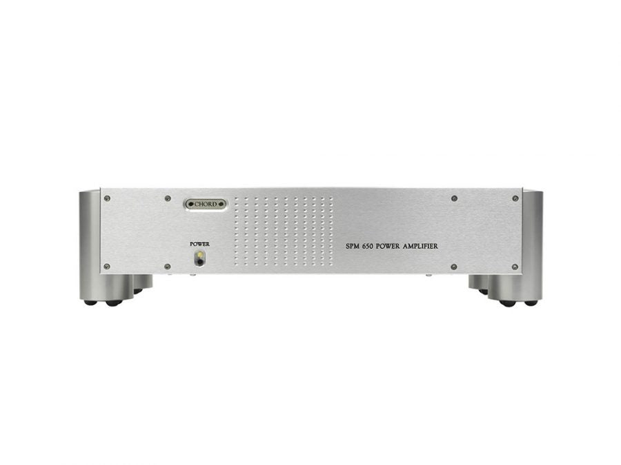Chord Electronics SPM 650 Stereo Power Amplifier