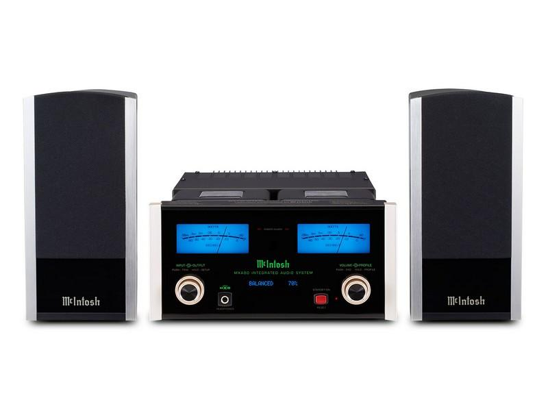 McIntosh MXA80 Integrated Audio System
