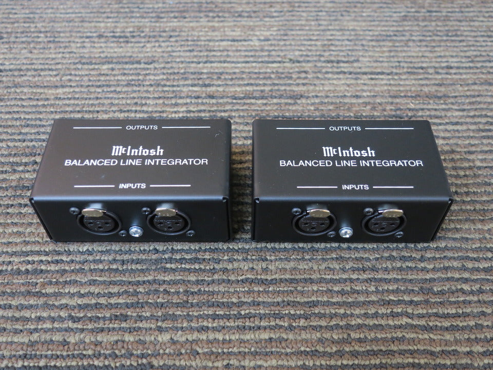 McIntosh BLI-23 Accessories