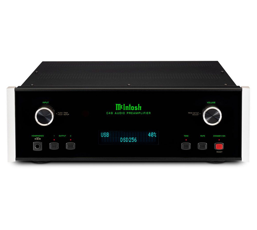 McIntosh C49 Amplifier