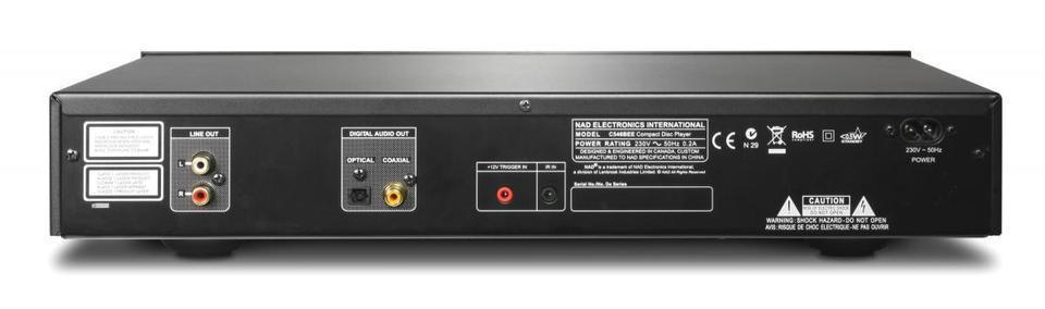 NAD C 546 CD Player