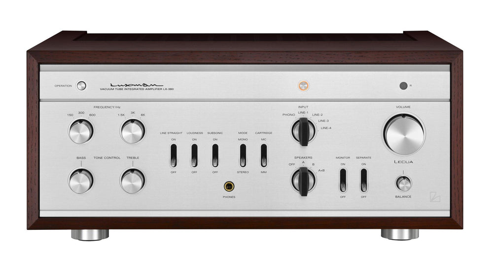 Luxman LX-380 Amplifier
