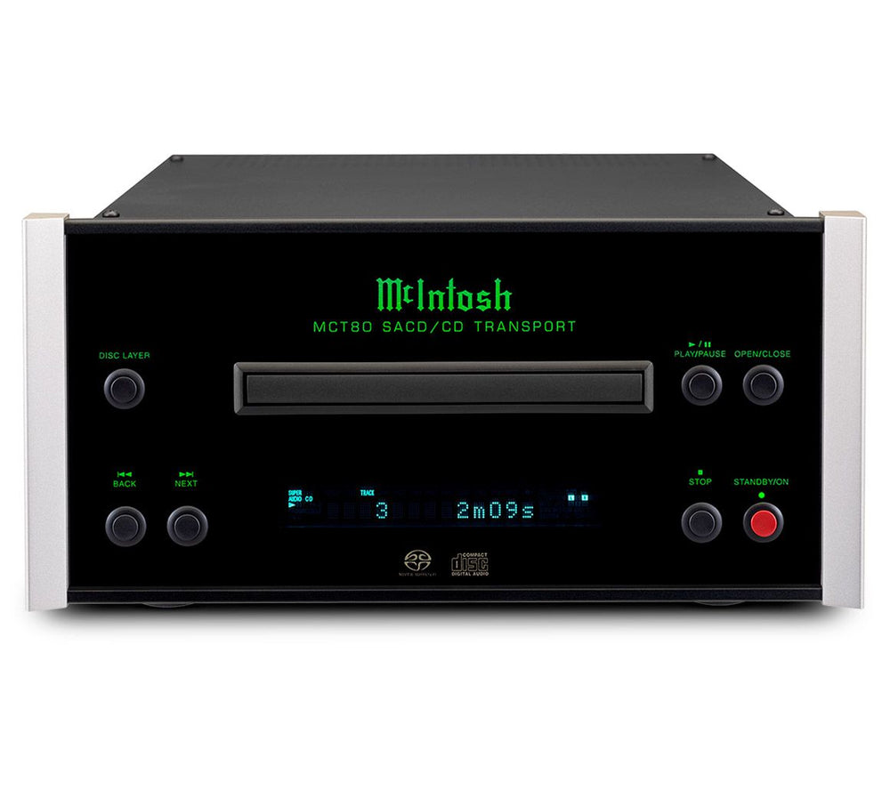 McIntosh MCT80 Source Component