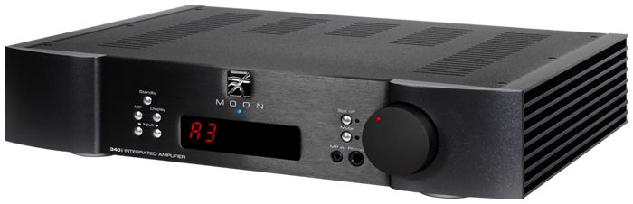 Moon 340iX Stereo Integrated Amplifier