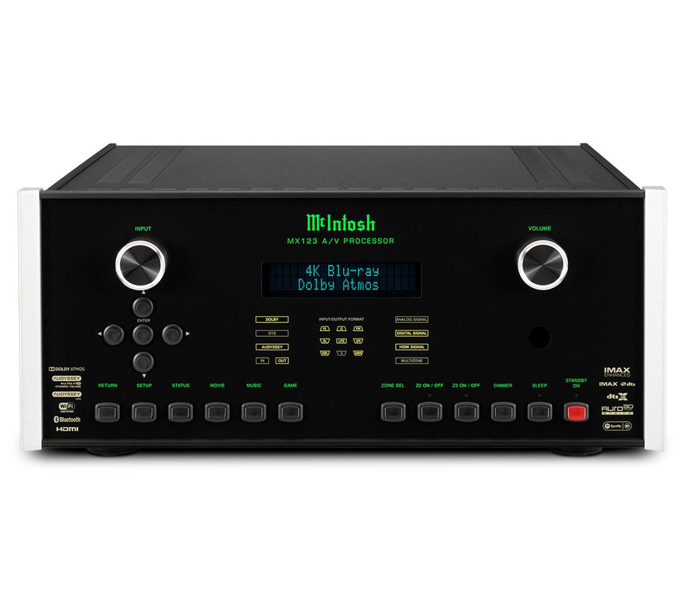 McIntosh MX123 Amplifier