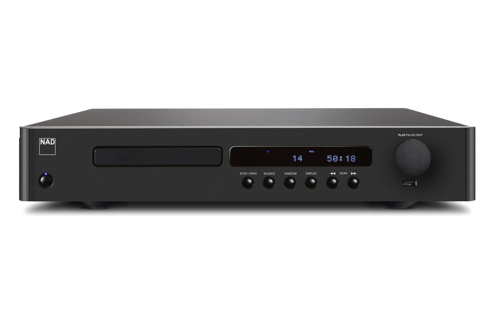 NAD C 568 CD Player With USB Input