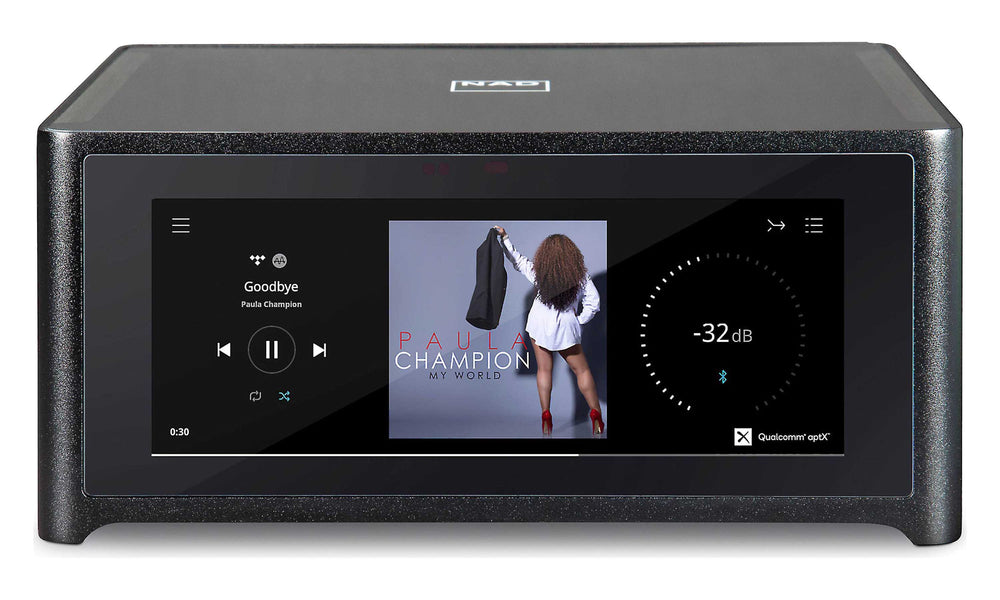 NAD M 10 BluOS Streaming Amplifier