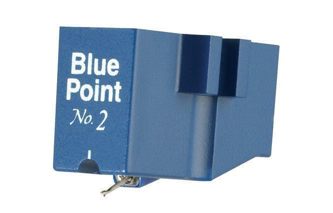 Sumiko Blue Point No.2 Enclosed Architecture High Output MC Phono Cartridge
