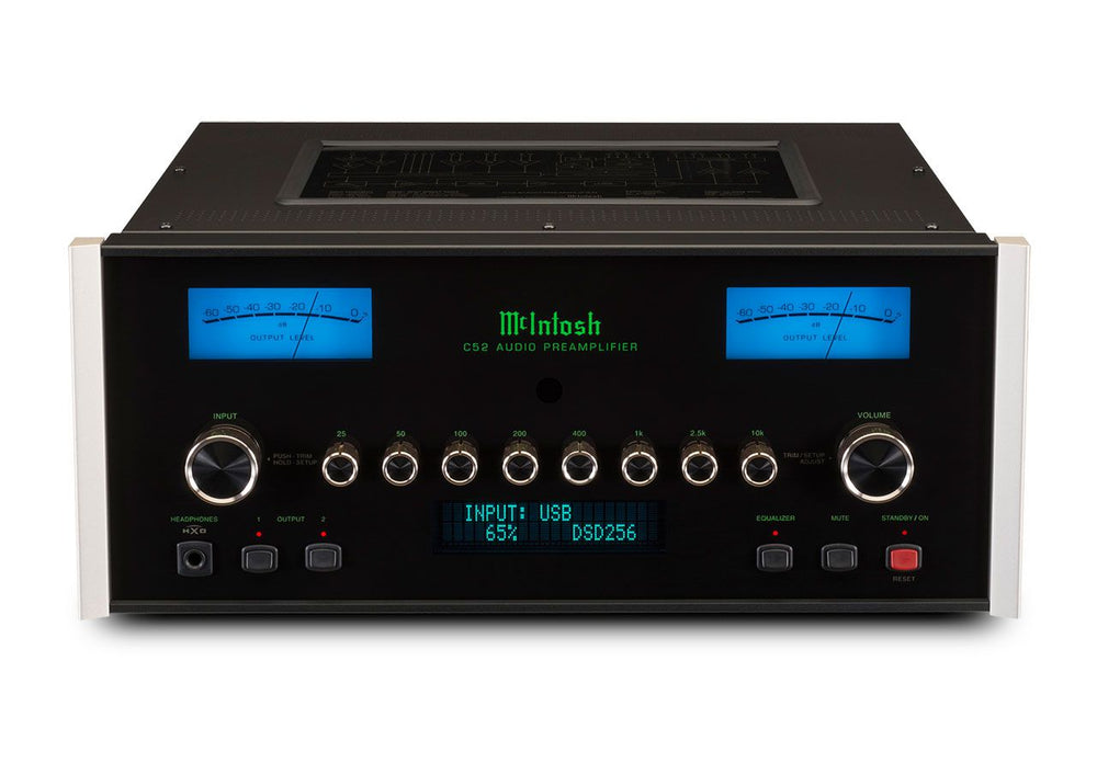 McIntosh C52 Amplifier
