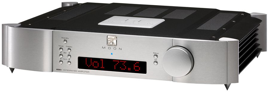 Moon 600i V2 Daul-Mono Integrated Amplifier