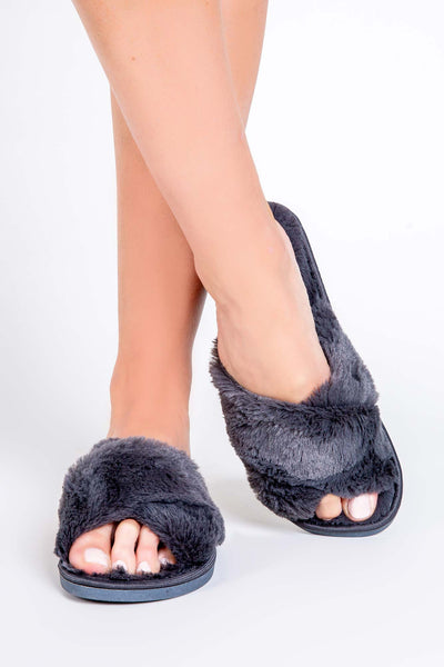 CHARCOAL SLIDES & SLIPPERS (4797167599716)