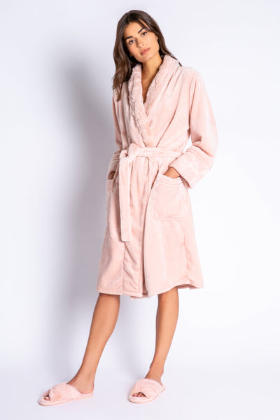 Luxe Plush Robes Robe (4822622699620)