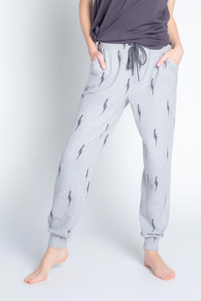 Stormy Monday Banded Pants (4881844764772)