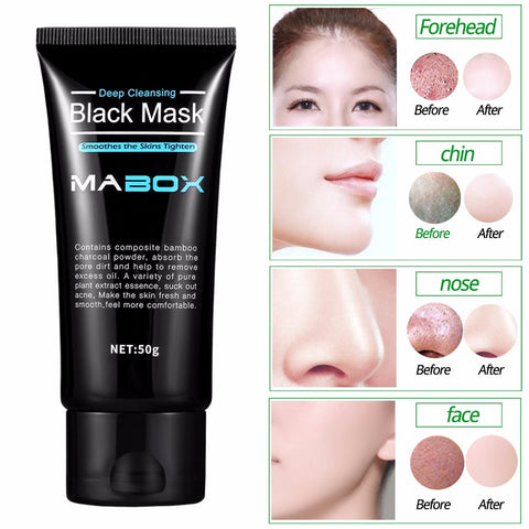 Image of Blackhead Removing Facial Mask
