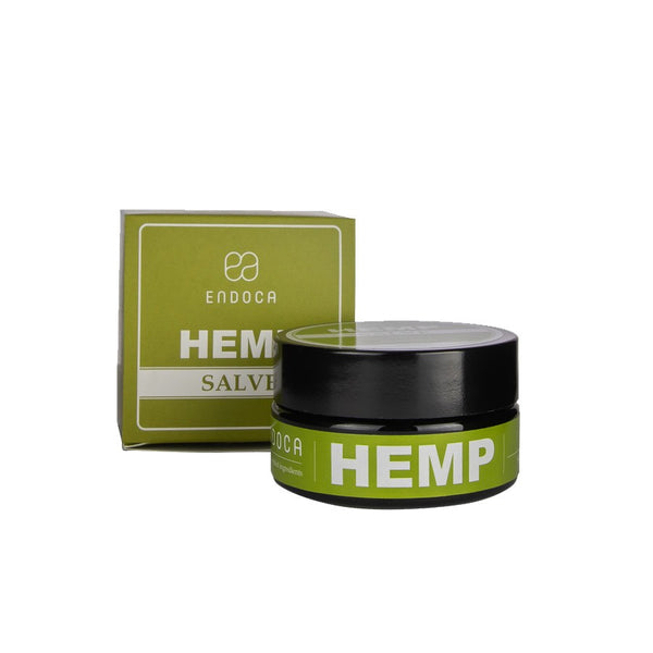 Endoca – Hemp Salve 1oz (750mg CBD)