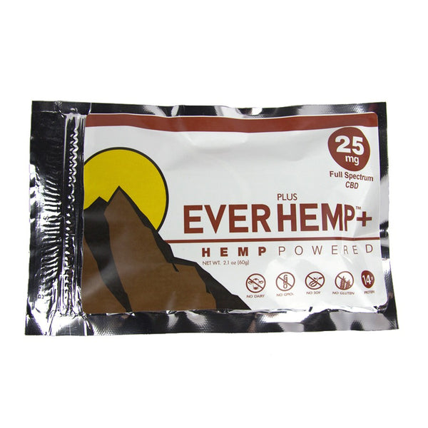 EVER Hemp – Meal Nutrition CBD Bar 25mg
