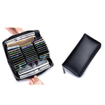 60% OFF BEST GIFT - 36 Card Slots Card Holder Long Wallet