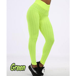 Anti-Cellulite Compression High Waist Slim Leggings - Buy 2 free shipping