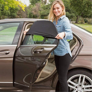 【Fits all Cars!】SLIP ON WINDOW SHADES - BUY 1 & GET 1 FREE TODAY!