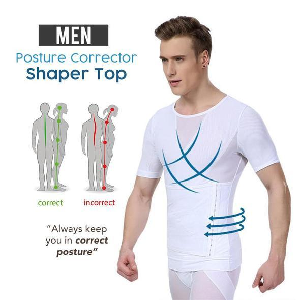 Posture Corrector Shaper Top - Buy 2 get free shipping