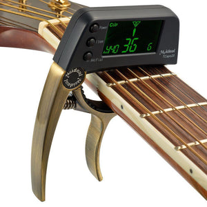 2-in-1 TCapo20 Guitar Capo Tuner for Acoustic guitar and Electric guitar