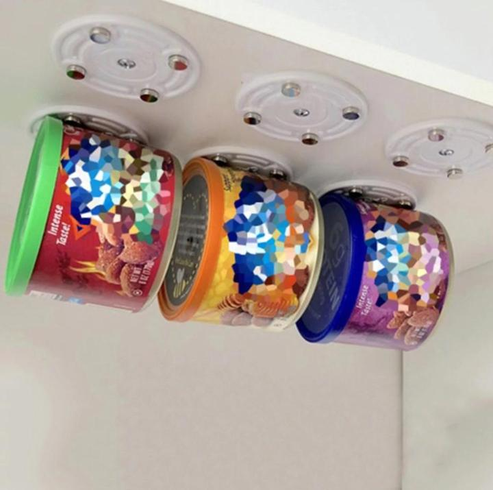 Magnetic Can Hangers(2Pcs)