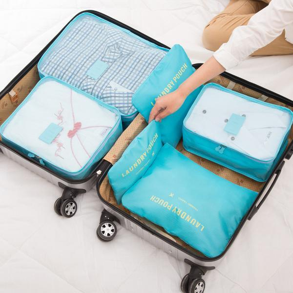 Luggage Packing Organizer Set (6 pieces) - 80% OFF ONLY TODAY!!