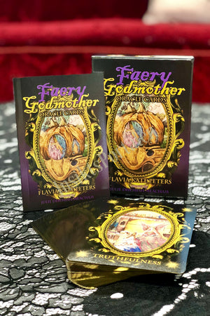 Faery Godmother Oracle Cards/ Goda feens orakel kort