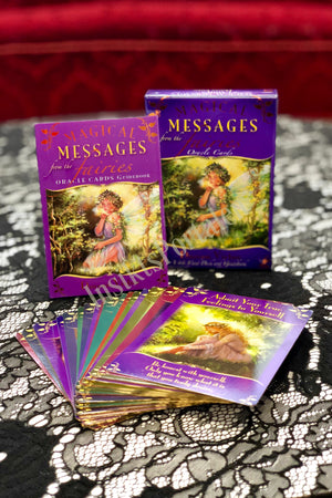 Magical Messages from the Fairies Orakel kort